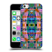 OFFICIAL AMY SIA KALEIDOSCOPE 2 Polychromatic Soft Gel Case for Apple iPhone 5c (C_E_1AB68)