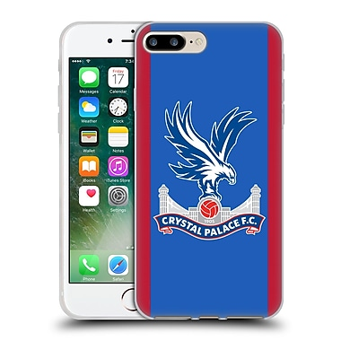 Official Crystal Palace FC 2016/17 Players KitHome Soft Gel Case for Apple iPhone 7 Plus (C_1FA_1E192)