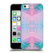 OFFICIAL AMY SIA KALEIDOSCOPE 2 Tropical Palm Soft Gel Case for Apple iPhone 5c (C_E_1AB6B)