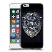 OFFICIAL AEROSMITH LOGOS Bad Boys Of Boston Soft Gel Case for Apple iPhone 6 Plus / 6s Plus (C_10_1D6A2)