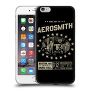OFFICIAL AEROSMITH POSTERS Live At The Concert Hall Soft Gel Case for Apple iPhone 6 Plus / 6s Plus (C_10_1D6A6)