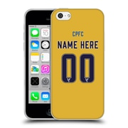 Personalized Crystal Palace FC 2016/17 Away Kit Soft Gel Case for Apple iPhone 5c (C_E_1E73A)