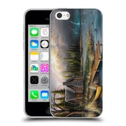 Official CHUCK BLACK CABIN The Perfect Storm Soft Gel Case for Apple iPhone 5c (C_E_1AE84)