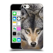 Official CHUCK BLACK CANINE Nature's Beauty Soft Gel Case for Apple iPhone 5c (C_E_1AE86)