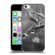Official CHUCK BLACK DEER FAMILY Rainy Days Soft Gel Case for Apple iPhone 5c (C_E_1AE8A)