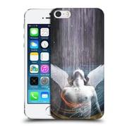 OFFICIAL VIN ZZEP DESIGNS Dark Rain Angel Hard Back Case for Apple iPhone 5 / 5s / SE (9_D_1E240)