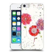 OFFICIAL TURNOWSKY CRYSTAL DREAMS Ornamental Petals Hard Back Case for Apple iPhone 5 / 5s / SE (9_D_1CE36)
