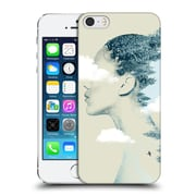 OFFICIAL VIN ZZEP DOUBLE EXPOSURE Thinking Green Hard Back Case for Apple iPhone 5 / 5s / SE (9_D_1E251)