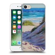 OFFICIAL GRAHAM GERCKEN SUMMER Beach Painting Hard Back Case for Apple iPhone 7 (9_1F9_1C2A7)