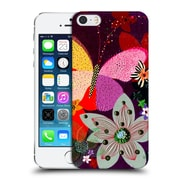 OFFICIAL TURNOWSKY DEEP FOREST Full Bloom Hard Back Case for Apple iPhone 5 / 5s / SE (9_D_1CE3C)