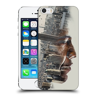 OFFICIAL VIN ZZEP DOUBLE EXPOSURE Vision Hard Back Case for Apple iPhone 5 / 5s / SE (9_D_1E253)