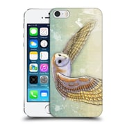 OFFICIAL VIN ZZEP BIRDS Barn Owl Labrynth Hard Back Case for Apple iPhone 5 / 5s / SE (9_D_1E239)