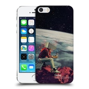 OFFICIAL FRANK MOTH SPACE Figuring Out Ways To Escape Hard Back Case for Apple iPhone 5 / 5s / SE (9_D_1C4FD)