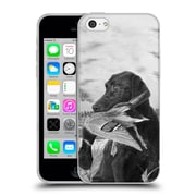 Official CHUCK BLACK WILDLIFE AND ANIMALS Man's Best Friend Soft Gel Case for Apple iPhone 5c (C_E_1AE92)