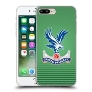 Official Crystal Palace FC 2016/17 Players Kit GK Away Soft Gel Case for Apple iPhone 7 Plus (C_1FA_1E195)