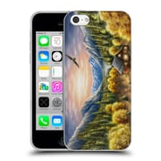 Official CHUCK BLACK CABIN Mountainous Dreams Soft Gel Case for Apple iPhone 5c (C_E_1AE7F)