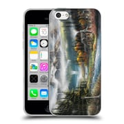 Official CHUCK BLACK CABIN Paradise Valley Soft Gel Case for Apple iPhone 5c (C_E_1AE81)
