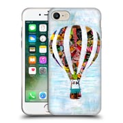OFFICIAL ARTPOPTART COLLAGE Hot Air Balloon Soft Gel Case for Apple iPhone 7 (C_1F9_1A238)