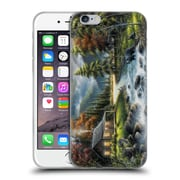 Official CHUCK BLACK CABIN As Autumn Approaches Soft Gel Case for Apple iPhone 6 / 6s (C_F_1AE77)
