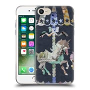OFFICIAL ARTPOPTART COLLAGE Carousel Soft Gel Case for Apple iPhone 7 (C_1F9_1A23A)