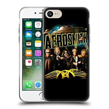 OFFICIAL AEROSMITH TOUR Global Warming Soft Gel Case for Apple iPhone 7 (C_1F9_1D6A8)