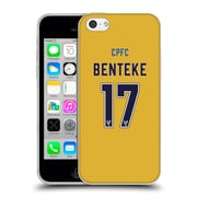 Official Crystal Palace FC 2016/17 Players Away Kit Christian Benteke Soft Gel Case for Apple iPhone 5c (C_E_1E639)