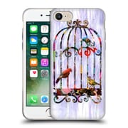OFFICIAL ARTPOPTART COLLAGE Bird Cage Soft Gel Case for Apple iPhone 7 (C_1F9_1A236)