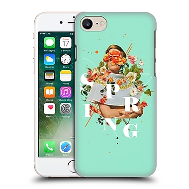 OFFICIAL FRANK MOTH RETROPOP Spring Hard Back Case for Apple iPhone 7 (9_1F9_1C4F8)