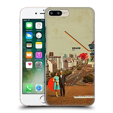 OFFICIAL FRANK MOTH TOGETHER We Are One Hard Back Case for Apple iPhone 7 Plus (9_1FA_1C50A)