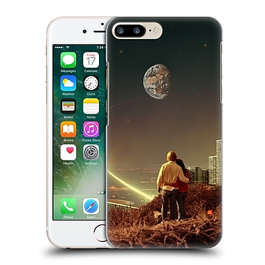 OFFICIAL FRANK MOTH TOGETHER We Used To Live There Too Hard Back Case for Apple iPhone 7 Plus (9_1FA_1C509)