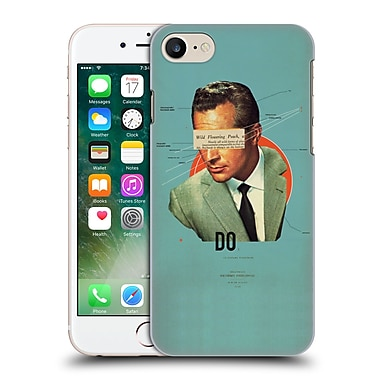 OFFICIAL FRANK MOTH PORTRAITS Do Hard Back Case for Apple iPhone 7 (9_1F9_1C4E5)
