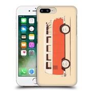OFFICIAL FLORENT BODART VEHICLES Red Van Hard Back Case for Apple iPhone 7 Plus (9_1FA_1AFDC)