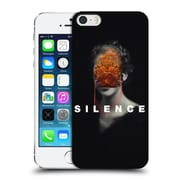 OFFICIAL FRANK MOTH PORTRAITS Silence Hard Back Case for Apple iPhone 5 / 5s / SE (9_D_1C4E7)