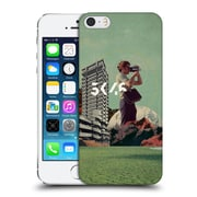 OFFICIAL FRANK MOTH RETROFUTURE 3046 Hard Back Case for Apple iPhone 5 / 5s / SE (9_D_1C4EA)