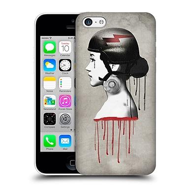 OFFICIAL VIN ZZEP VINTAGE Tear Hard Back Case for Apple iPhone 5c (9_E_1E269)