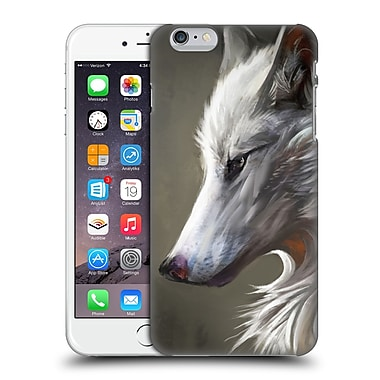 OFFICIAL EXILEDEN CANINE Arctic Wolf Hard Back Case for Apple iPhone 6 Plus / 6s Plus (9_10_1C83B)