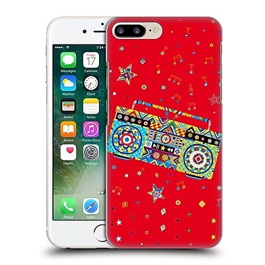 OFFICIAL TURNOWSKY GEN Y Boom Box Blast Hard Back Case for Apple iPhone 7 Plus (9_1FA_1CE65)