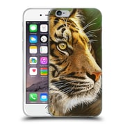 Official CHUCK BLACK BIG CATS Into The Jungle Soft Gel Case for Apple iPhone 6 / 6s (C_F_1AE6F)