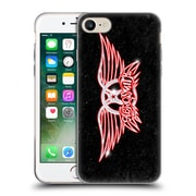 OFFICIAL AEROSMITH LOGOS Winged Soft Gel Case for Apple iPhone 7 (C_1F9_1D69F)