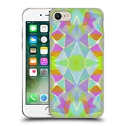 OFFICIAL AMY SIA KALEIDOSCOPE Chroma Lime Soft Gel Case for Apple iPhone 7 (C_1F9_1AB62)