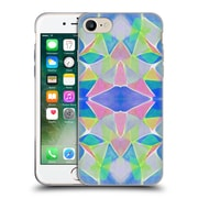 OFFICIAL AMY SIA KALEIDOSCOPE Chroma Blue Soft Gel Case for Apple iPhone 7 (C_1F9_1AB61)