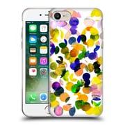 OFFICIAL AMY SIA WATERCOLOUR SPOTS Sunshine Soft Gel Case for Apple iPhone 7 (C_1F9_1AB7C)