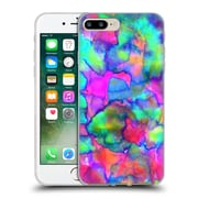 OFFICIAL AMY SIA ABSTRACT COLOURS Aurora Soft Gel Case for Apple iPhone 7 Plus (C_1FA_1AB2A)