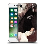 OFFICIAL ANNE LAMBELET EERIE Dracula Soft Gel Case for Apple iPhone 7 (C_1F9_1BDB9)