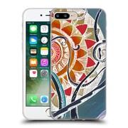 OFFICIAL BRENDA ERICKSON MANDALAS Lotus Soft Gel Case for Apple iPhone 7 Plus (C_1FA_1DDC3)