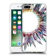 OFFICIAL BRENDA ERICKSON MANDALAS Vacancy 2 Soft Gel Case for Apple iPhone 7 Plus (C_1FA_1DDBE)