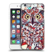 OFFICIAL GIULIO ROSSI FLORALS Owl Hard Back Case for Apple iPhone 6 Plus / 6s Plus (9_10_1BCC0)