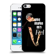 OFFICIAL FRANK MOTH RETROPOP Feel Hard Back Case for Apple iPhone 5 / 5s / SE (9_D_1C4F4)