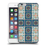 OFFICIAL IULIIA LELEKOVA PATTERNS Mexican Ceramic Tile Hard Back Case for Apple iPhone 6 Plus / 6s Plus (9_10_1D2DF)