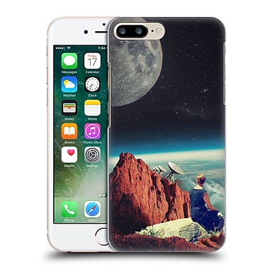 OFFICIAL FRANK MOTH SPACE Those Evenings Hard Back Case for Apple iPhone 7 Plus (9_1FA_1C500)
